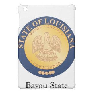 Louisiana State Seal and Motto iPad Mini Case