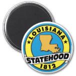 Louisiana Statehood Magnets