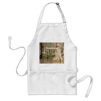 Louisiana Swamp Standard Apron