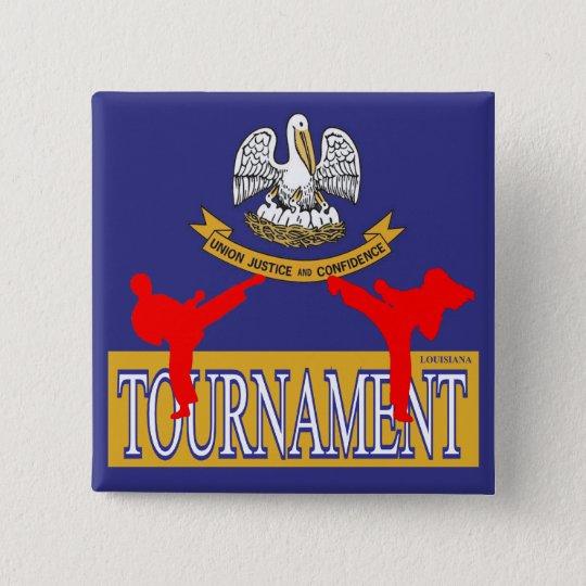 Louisiana Tournament Pin