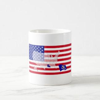 Louisiana, USA Coffee Mug