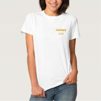 Louisiana USA Polo Shirt