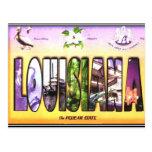 Louisiana Vintage Postcard