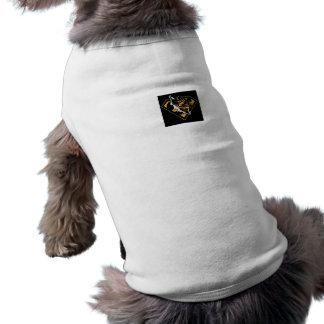 Louisiana Youth Football Scotlandville Hornets Und Sleeveless Dog Shirt