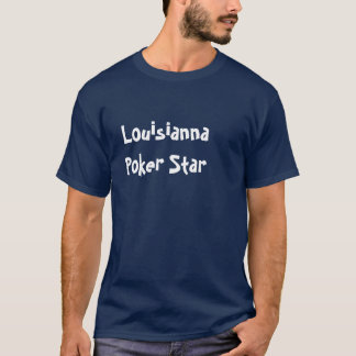 Louisianna Poker Star T-Shirt