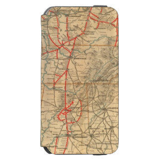 Louisville and Nashville Railroad Incipio Watson™ iPhone 6 Wallet Case