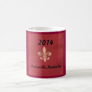 """'LOUISVILLE,KENTUCKY 2014 MUG"""""""