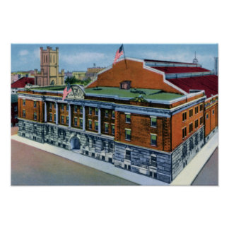 Louisville Kentucky Armory Posters