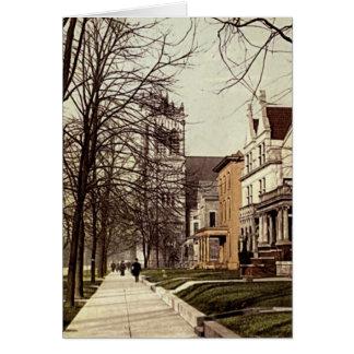 Louisville, Kentucky Card