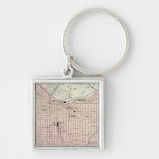 Louisville, Kentucky Key Ring