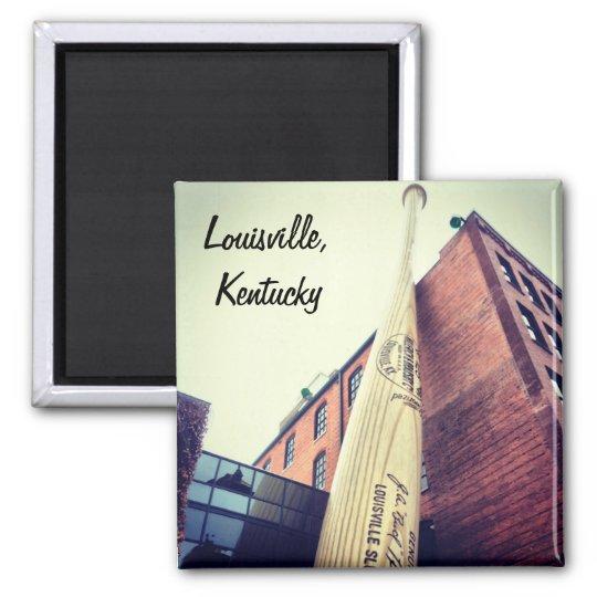Louisville Kentucky Refrigerator Magnet