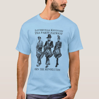 LOUISVILLE KENTUCKY  TEA PARTY T-Shirt