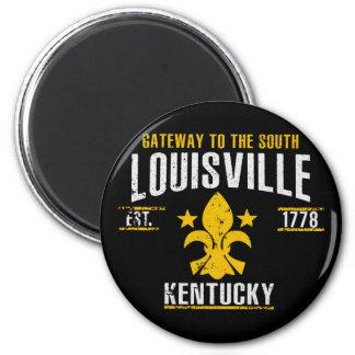 Louisville Magnet