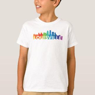 Louisville Pride Boy's Hanes Tagless T-Shirts