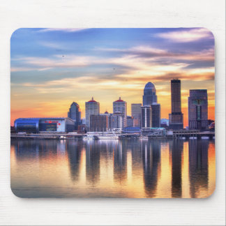 Louisville Skyline Mouse Mat
