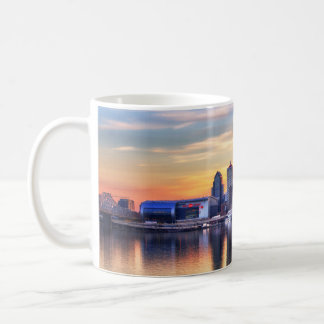 Louisville Sunset Coffee Mug