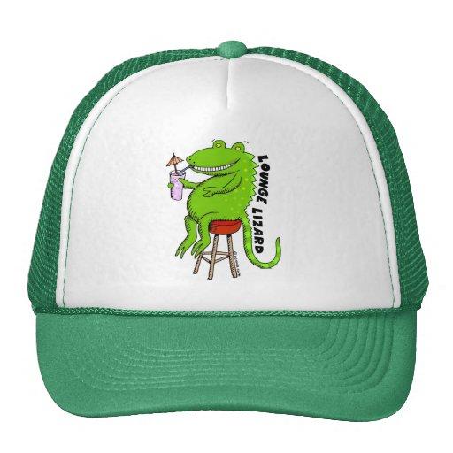Lounge Lizard Hat