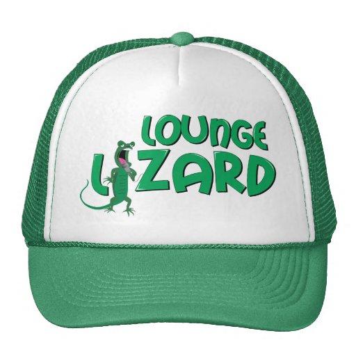 Lounge Lizard Mesh Hats