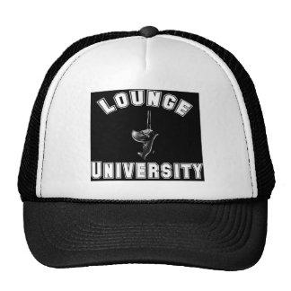 Lounge University Trucker Hat black