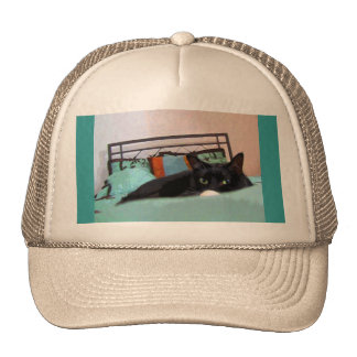 Lounging Lucy CB Mesh Hats
