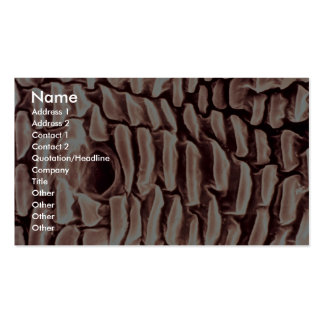 Louse - side business card
