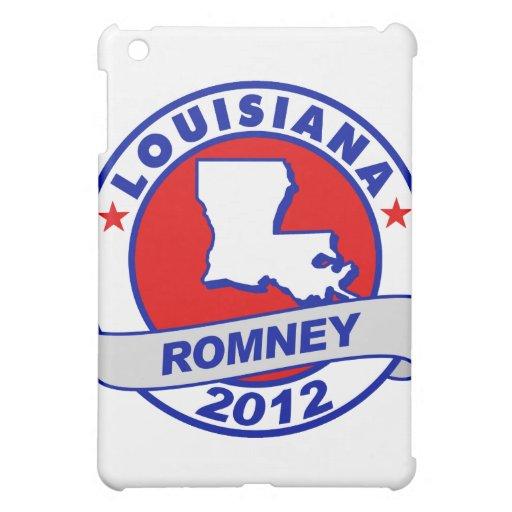 Lousiana Mitt Romney Case For The iPad Mini