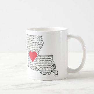 Lousiana (Pure Cajun) Coffee Mug