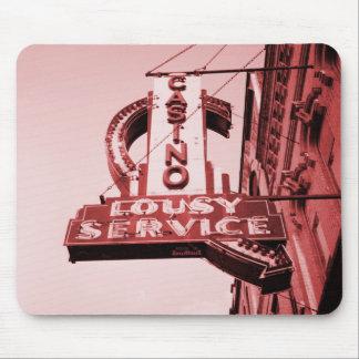 Lousy Service Mouse Pad
