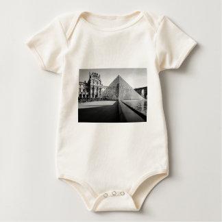 Louvre Baby Bodysuit