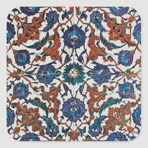 Louvre Floor Tile Sticker