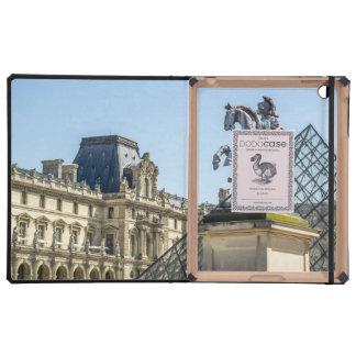 Louvre Horse Statue, Paris Travel Photograph Case For iPad