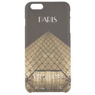Louvre Pyramid iPhone 6/6S Plus Clear Case