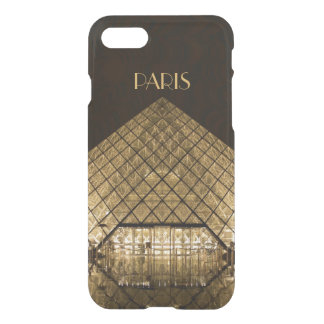 Louvre Pyramid iPhone 7 Clear Case