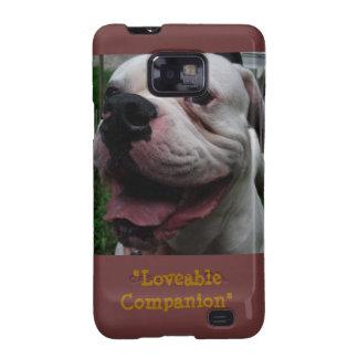 Lovable Companion Samsung Galaxy S Cover