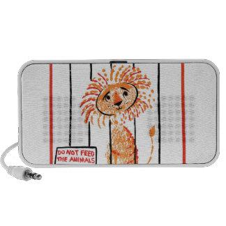 """""""Lovable Lion Speaker"""""""