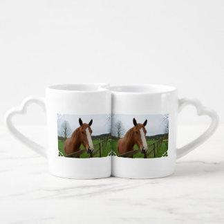 Lovable Quarter Horse Lovers Mug Sets