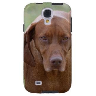 Lovable Vizsla Galaxy S4 Case