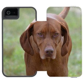 Lovable Vizsla Incipio Watson™ iPhone 5 Wallet Case