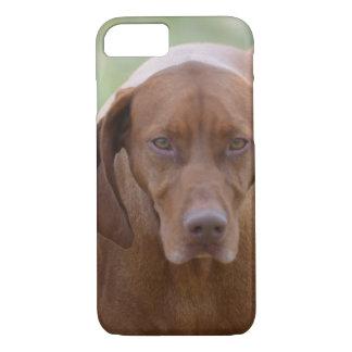 Lovable Vizsla iPhone 7 Case