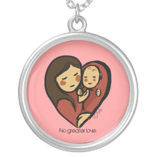 love4mommy, No Greater Love Custom Necklace