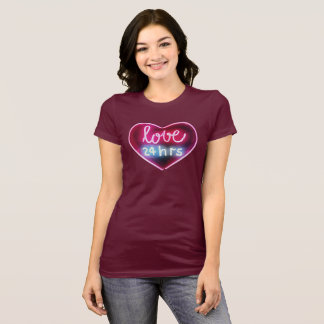 Love 24 Hours T-Shirt