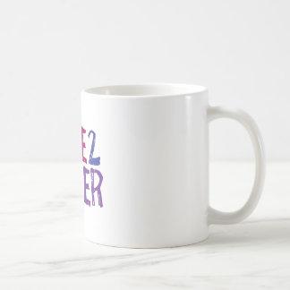Love 2 Cheer Basic White Mug