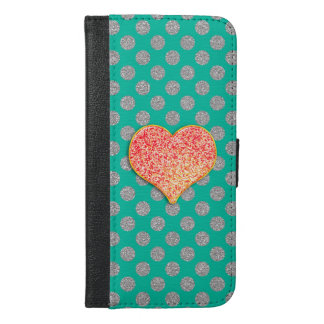 LOVE 2 -Custom Your Color- iPhone 6/6s Plus Wallet