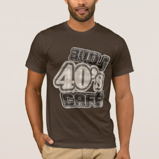Love 40's Cafe Vintage #2 T-Shirt