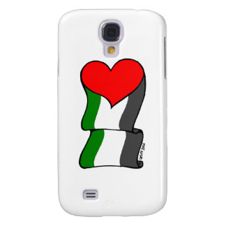 Love 4 Palestine! Galaxy S4 Case