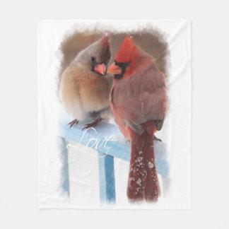 Love 6 fleece blanket