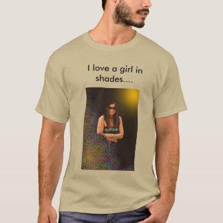 Love a Girl in Shades TShirt