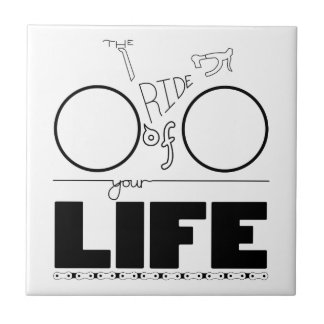 Love Adventures and Go Green? Small Square Tile