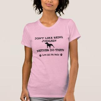 Love All Pit Bulls T-Shirt