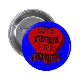 Love Always Button